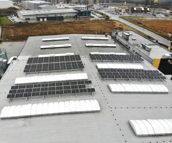 instalacja paneli słonecznych w Zatorze