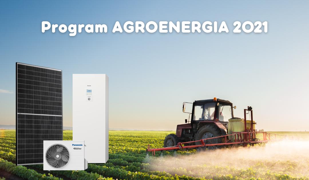 dotacja agroenergia 2021